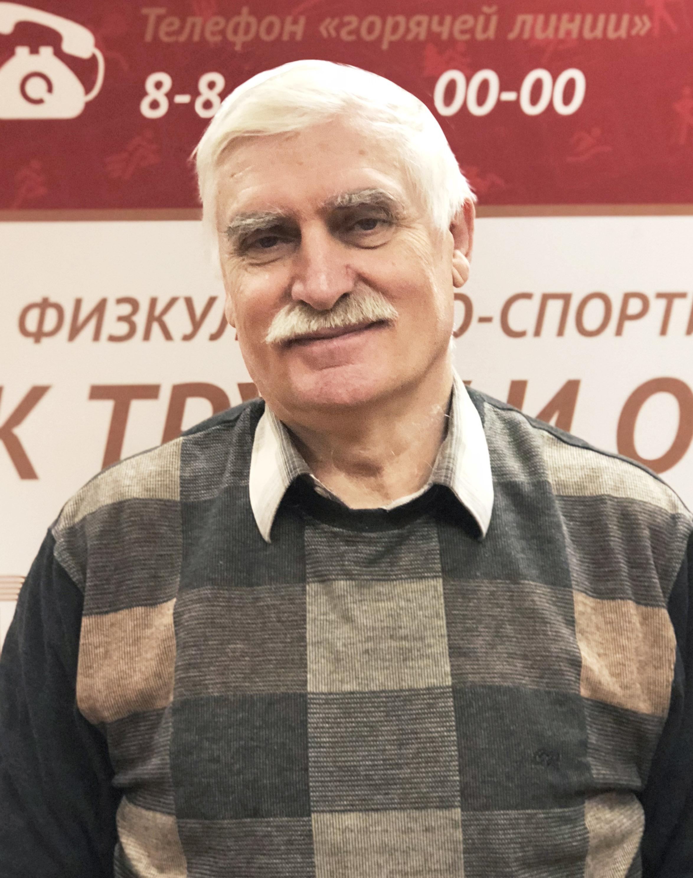 Севрюков Сергей Алексеевич